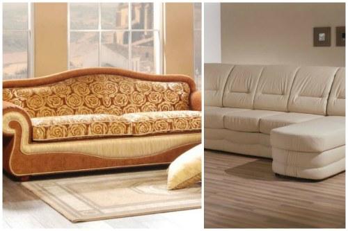 Чистая мебель