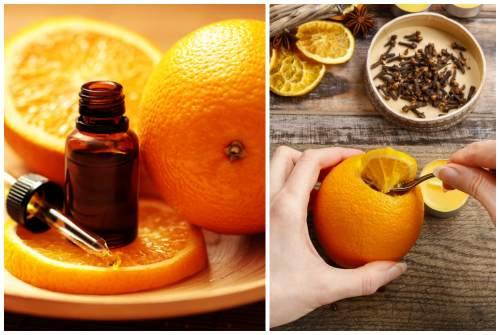 апельсиновая основа