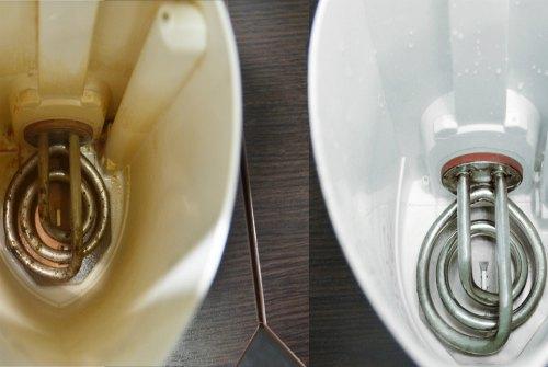 до и после мытья