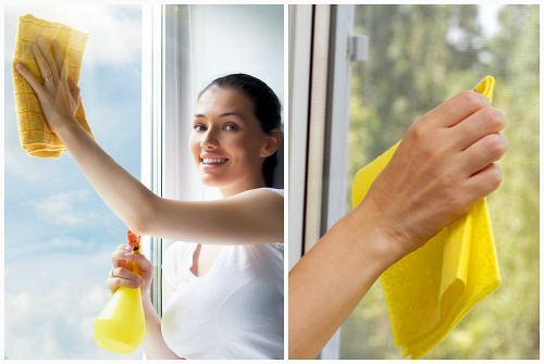 Мыть окна без разводов в домашних условиях 147