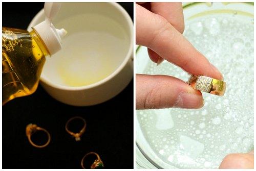 моющее для золота