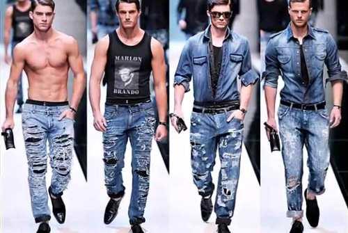 мужские виды штанов