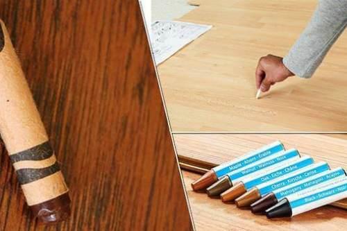 затирка карандашом