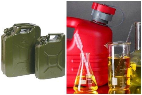 бензин и керосин