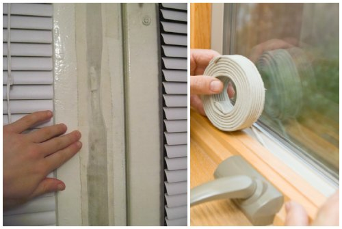 Как утеплить деревянные окна на зиму своими руками фото 72