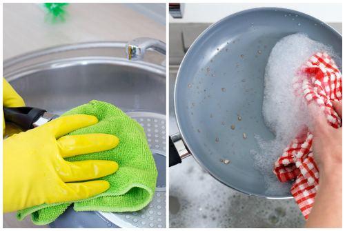 мягкое мытье