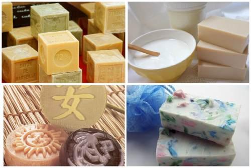 Как сделать мыло своими руками из хозяйственного  765