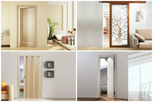 виды дверных механизмов