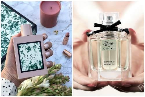 «Bloom Acqua di Fiori» и «Flora» от Gucci