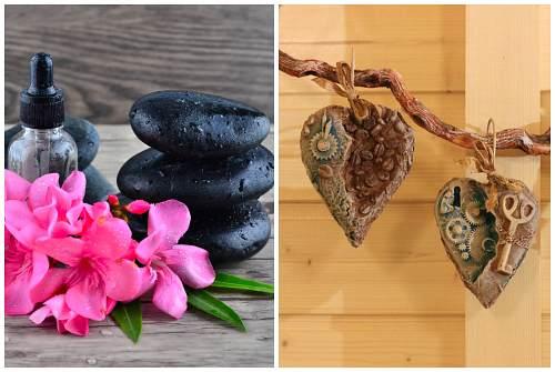 камни с запахом