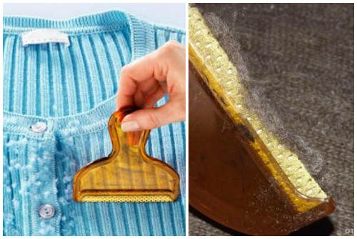 чистка ткани