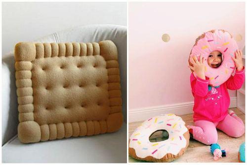 сладкие подушки