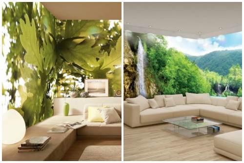 панорама у дивана