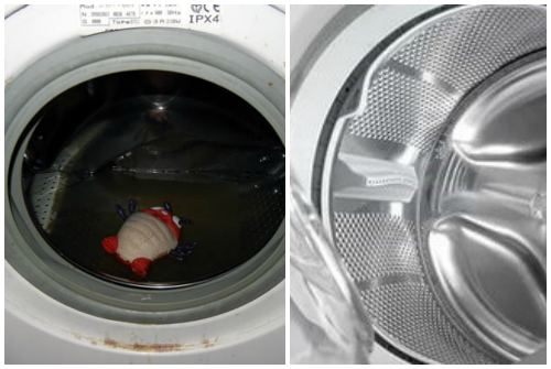 мытье машинки