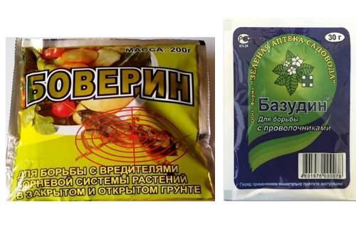 Боверин, Базудин