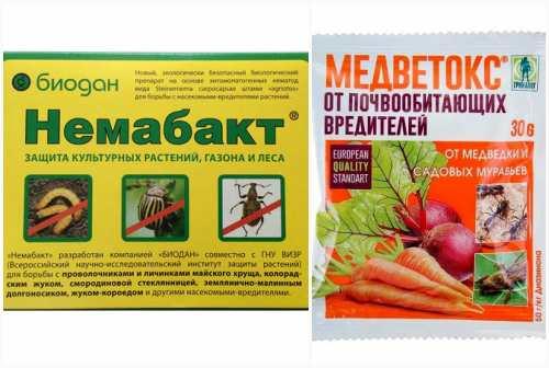 Немабакт, Медветокс