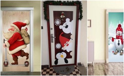 Декор дверей в детской