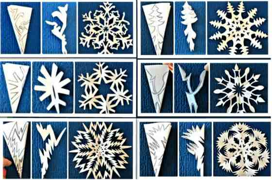 Рисунки для оригами