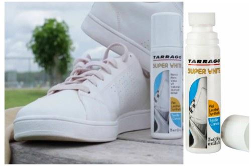 Краска для белой обуви «Tarrago White»