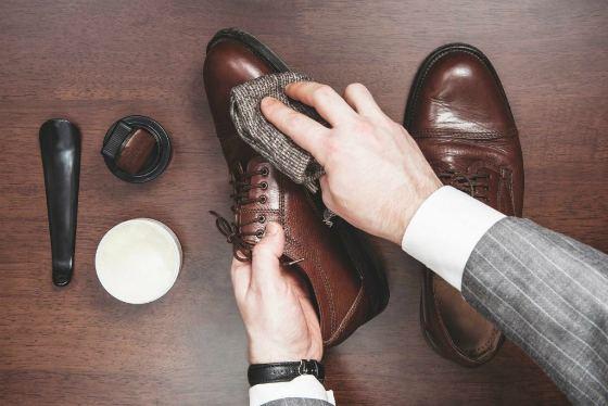 Профилактический уход за обувью