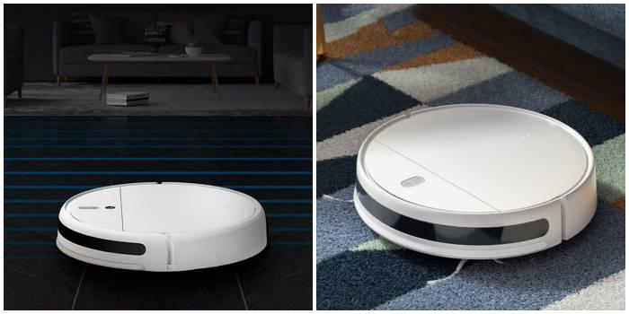 Робот-пылесос Xiaomi Mijia Sweeping Vacuum Cleaner