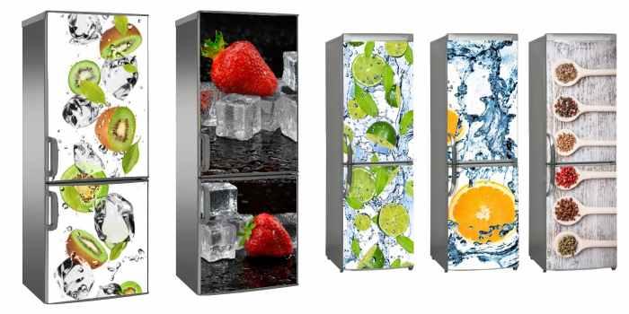 Магнитный экран для холодильника