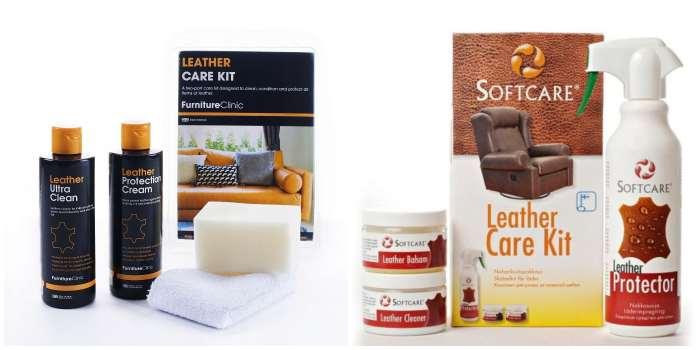 Наборы для чистки изделий из натуральной кожи
